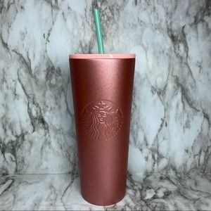 Starbucks Rose Gold Tumbler 2019 NWT